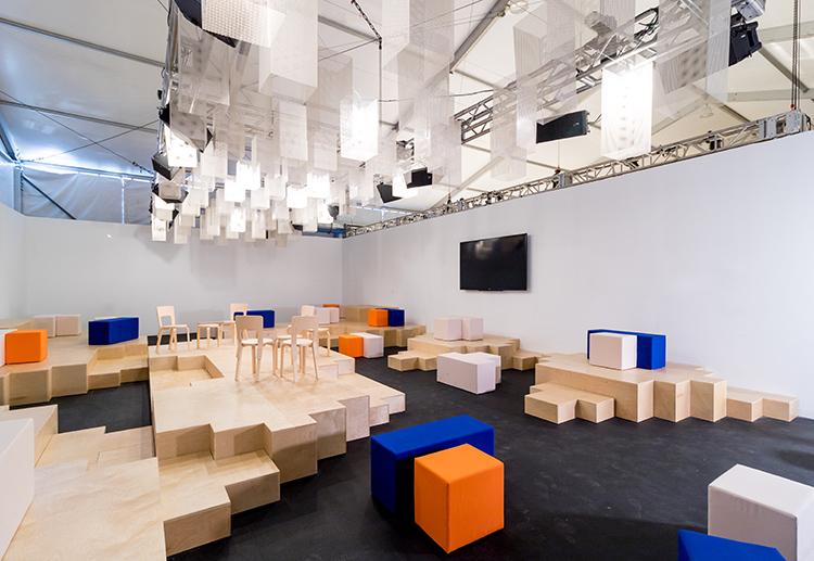 Francis Kéré's Tugunora at Design Miami/ 2018